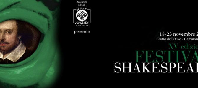 XV Festival Shakespeare